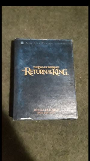 Lord of the rings:The return of the king for Sale in Pasadena, CA