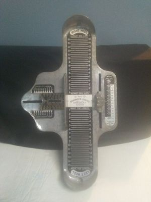 The Brannock Device for Sale in Beech Grove, IN