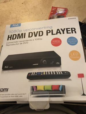Atak HDMI DVD player for Sale in West Palm Beach, FL