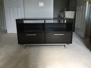 Crate & Barrel TV stand for Sale in Boyds, MD