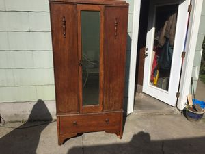 Antique Armoire for Sale in Sumner, WA