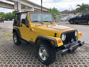 2006 Jeep Wrangler sport for Sale in Miami, FL