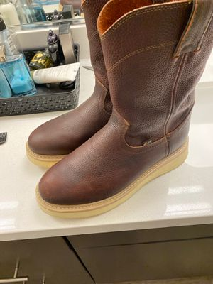 11M Justin work boots for Sale in Simi Valley, CA