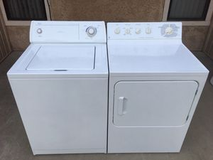 Washer and Dryer...........Very Nice!!! for Sale in Fresno, CA