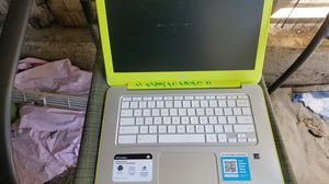 HP 14-X015WM Chromebook 14in. (16GB, NVIDIA Tegra K1, 2.3GHz, 2GB) Notebook/Laptop - White for Sale in Commerce, CA