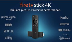 Fire Stick 4K for Sale in Plano, TX