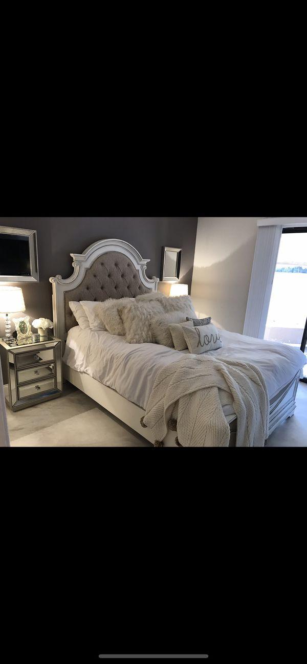 Magnolia Bedroom Set Queen
