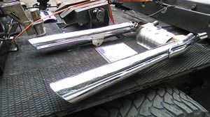 Triumph motorcycle exhaust system for Sale in Snohomish, WA