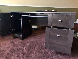 Large Wood Desk for Sale in Sanford, FL