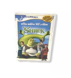 Dreamworks Shrek DVD Cover Sleeve (Disc Not Included) for Sale in Columbus,  OH