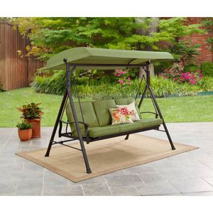 Brand new canopy porch swing bed for Sale in West Valley City, UT