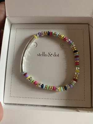Stella & dot joyful stretch bracelet for Sale in Wichita, KS