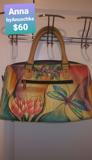 NUSED Anna authentic purse for Sale in Rockville, MD