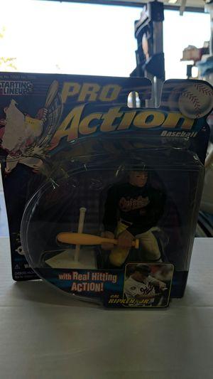 Cal Ripken Jr Pro Action Figure for Sale in Spanaway, WA