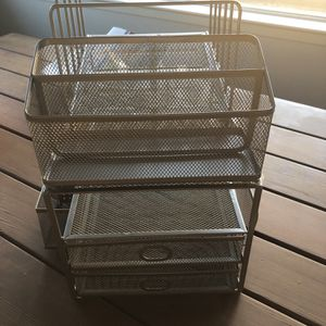 Desk organizer for Sale in San Luis Obispo, CA