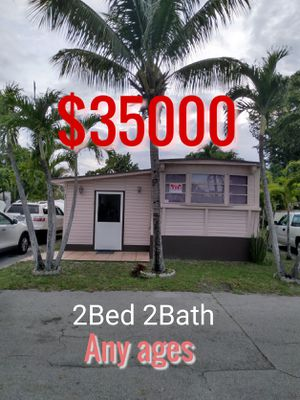 Mobile home or trailer home for sale for Sale in Miramar, FL