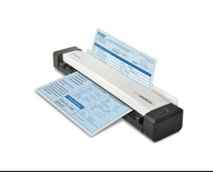 (NEW)Visioneer RoadWarrior 3 Simplex Mobile Document Scanner, Black/white(SHIPPING ONLY) for Sale in Orland Park, IL