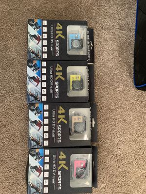 Action cameras (can buy all or just one) for Sale in Garner, NC