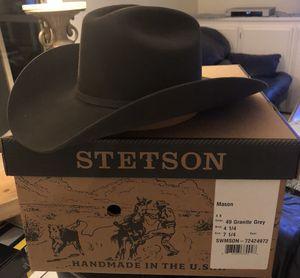 9120c13da93d8 Stetson Mason Granite Grey 4x for Sale in San Diego