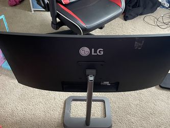 LG 34 Curve Monitor for Sale in Martinsburg,  WV
