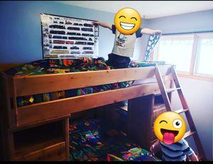 Bunk bed/loft bed for Sale in Spokane, WA