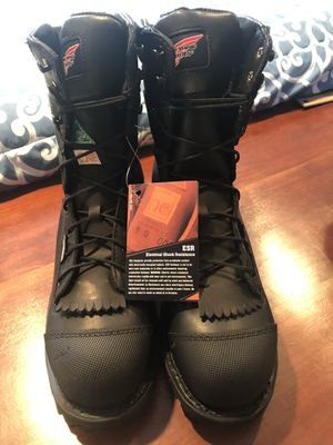 **Brand New**Red Wing work boots Men's size 11.5 for Sale in Monroe, WA