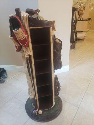 DVD/CD Storage Golf Bag for Sale in Riverside, CA