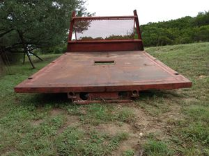 Flatbed for a pick up. for Sale in Dripping Springs, TX