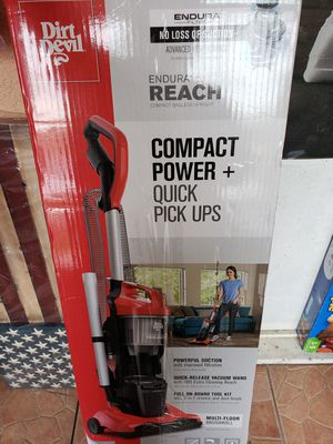 Vacuum with 2- 1 crevise & dust brushes 10 ft extra cleaning reach for Sale in Los Angeles, CA
