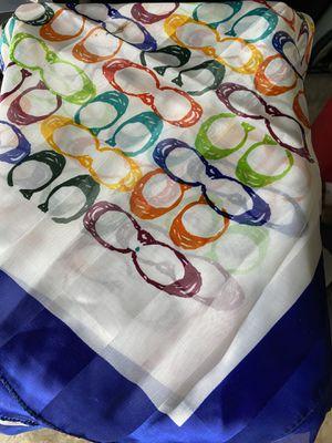 Coach scarf for Sale in San Antonio, TX