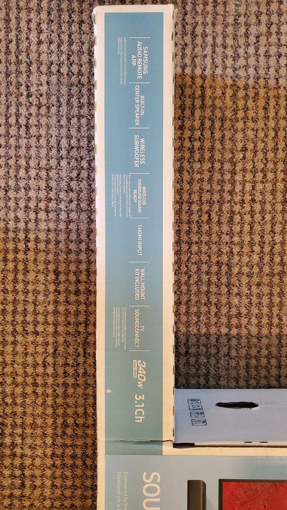 Samsung 5 Series 3.1Ch Soundbar w/ Subwoofer
