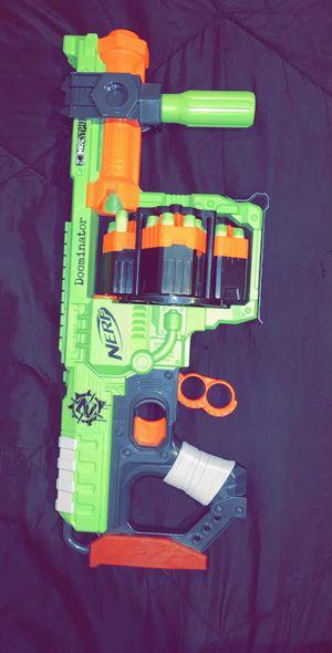 Nerf gun. for Sale in Moreno Valley, CA