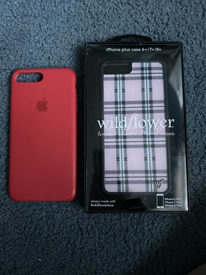 iPhone 6/7/8 plus cases for Sale in CT, US