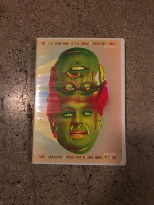 TIM AND ERIC AWESOME SHOW SEASON 2 DVD ADULT SWIM for Sale in West Covina, CA