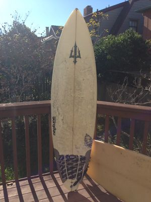 """6'4"""" Surfboard - Neptune Performance Shape for Sale in Berkeley, CA"""