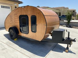 Custom Teardrop Travel Trailer for Sale in Redlands, CA