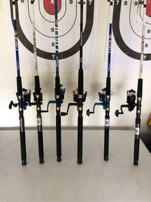 Fishing rods ($50) each for Sale in Wesley Chapel, FL