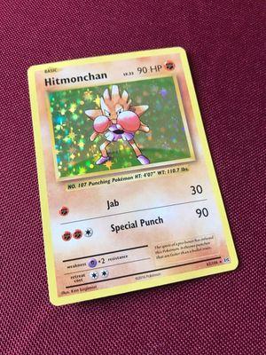 Pokemon Cards Hitmonchan for Sale in Santa Ana, CA