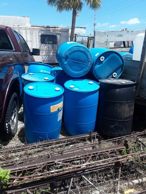 Liquid storage container for Sale in Hialeah, FL