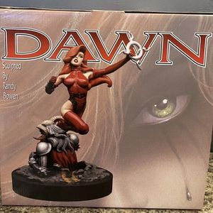 Limited Edition Bowen Designs Dawn Statue 1/8th Scale Linser Sirius for Sale in Westminster, CA
