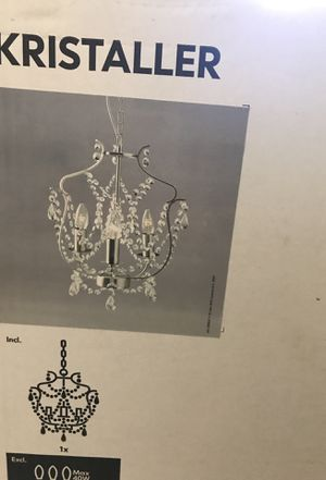Chandelier box never opened for Sale in Miami, FL