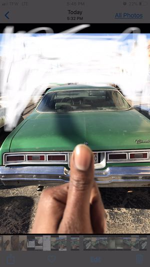 1974 Chevy Impala ms Green for Sale in Chicago, IL