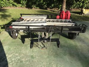 Smart trailer, Rv dolly, swivel wheels, rv trailer for Sale in Miami, FL