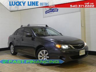 2009 Subaru Impreza Sedan for Sale in Fredericksburg,  VA