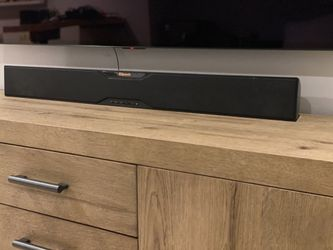 Klipsch R-10B Sound Bar and Subwoofer for Sale in Seattle,  WA