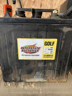 Motorhome 6-volt batteries for Sale in Oregon City,  OR