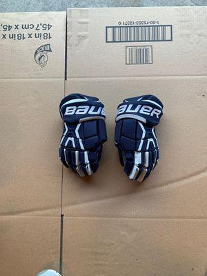 "Bauer Supreme 170 Junior Hockey Gloves 11"" for Sale in Prior Lake, MN"