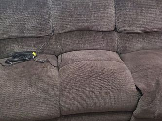 Power Reclining Couch for Sale in Douglas,  MA