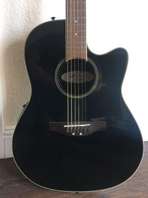 Ovation Acoustic Electric Guitar for Sale in Walnut, CA