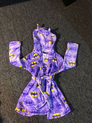 Like New Girls Bath Robe for Sale in Hubbard, OR